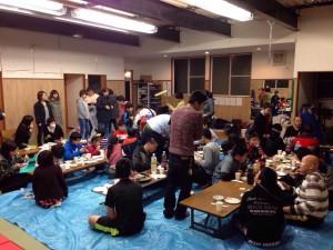 OB会&餅つき 101